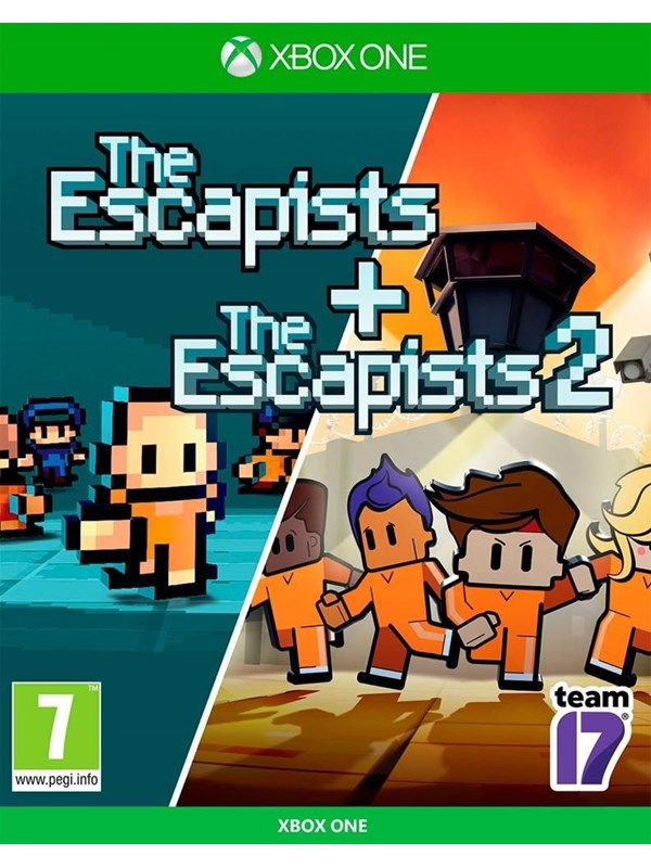 The Escapists + The Escapists 2 - Microsoft Xbox One - Action - PEGI 7 Produktbild