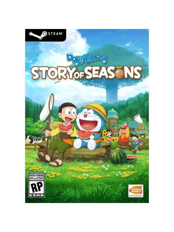 Doraemon Story of Seasons - Windows - Abenteuer - PEGI 3 Produktbild