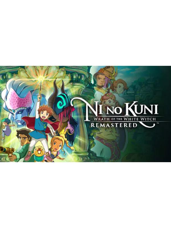 Ni no Kuni Wrath of the White Witch - Remastered - Windows - RPG - PEGI 12 Produktbild