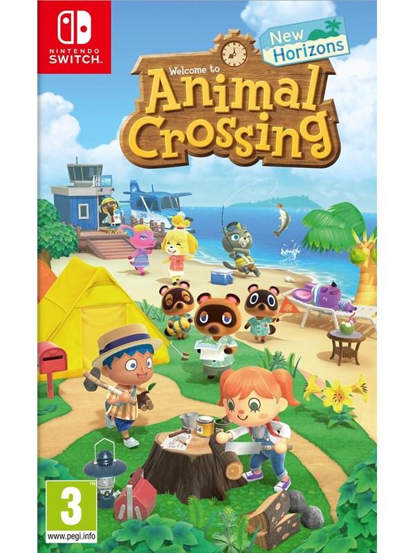 Animal Crossing: New Horizons - Nintendo Switch - RPG - PEGI 3 Produktbild