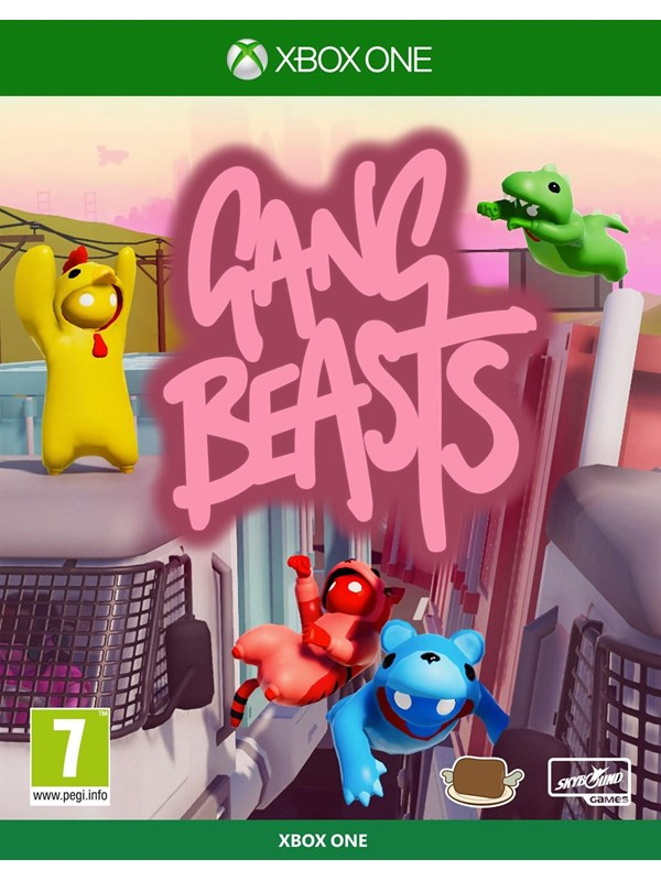 Gang Beasts - Microsoft Xbox One - Party - PEGI 7 Produktbild