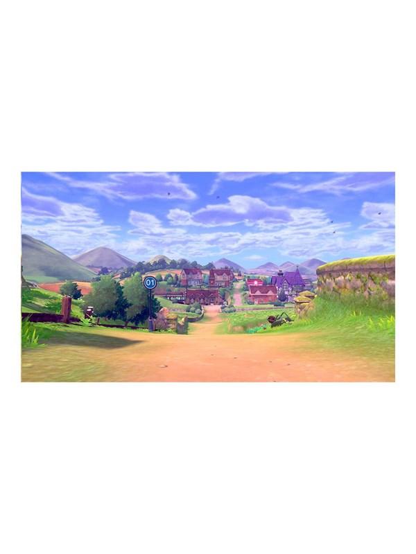 Pokémon Shield - Nintendo Switch - RPG - PEGI 7 Produktbild