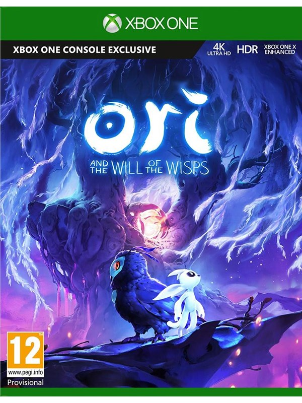 Ori and the Will of the Wisps - Microsoft Xbox One - Platformer - PEGI 12 Produktbild