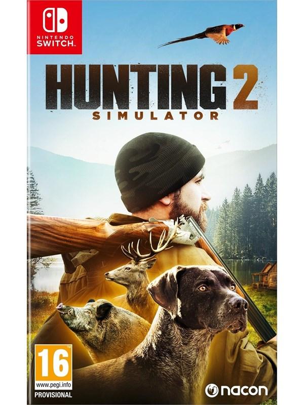 Hunting Simulator 2 - Nintendo Switch - Jagd - PEGI 16 Produktbild