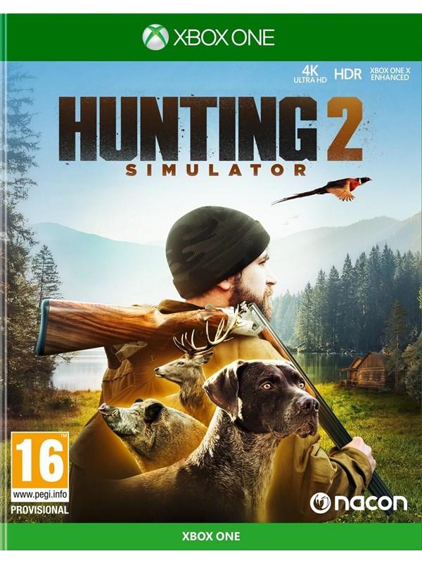 Hunting Simulator 2 - Microsoft Xbox One - Jagd - PEGI 16 Produktbild
