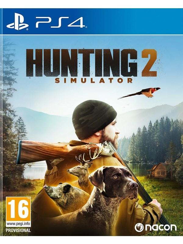 Hunting Simulator 2 - Sony PlayStation 4 - Jagd - PEGI 16 Produktbild