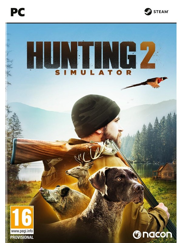 Hunting Simulator 2 - Windows - Jagd - PEGI 16 Produktbild
