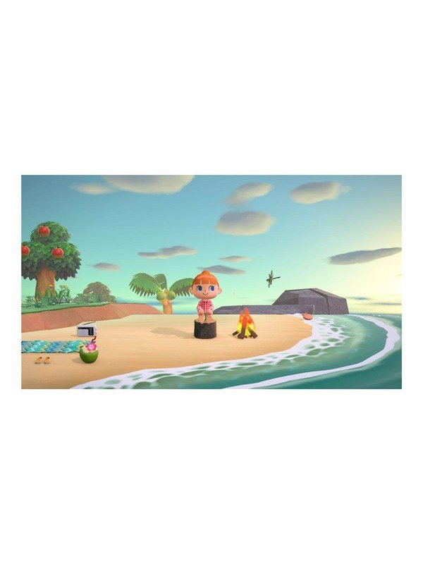 Animal Crossing New Horizons - Nintendo Switch - Virtual Life - PEGI 3 Produktbild