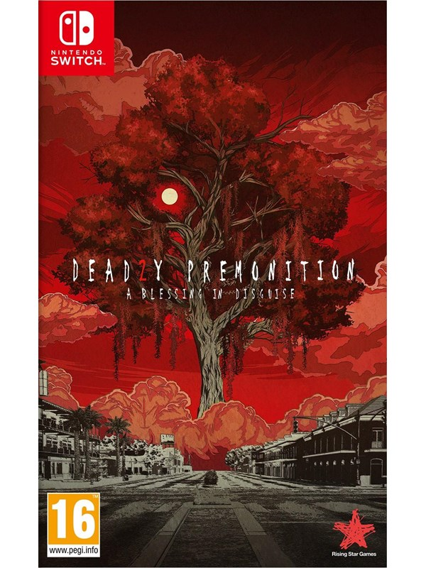Deadly Premonition 2: A Blessing in Disguise - Nintendo Switch - Action/Abenteuer - PEGI 16 Produktbild