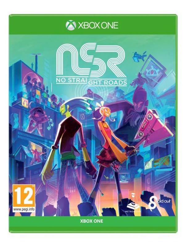 No Straight Roads - Microsoft Xbox One - Action/Abenteuer - PEGI 12 Produktbild