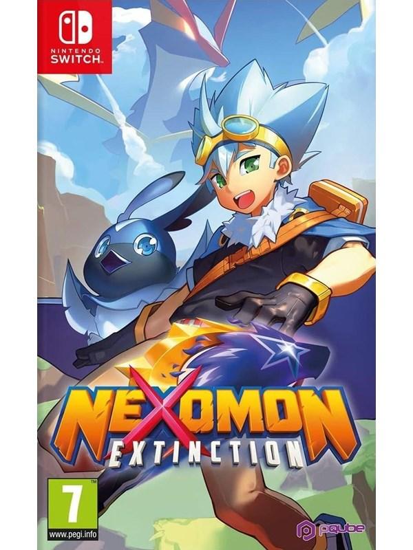 Nexomon: Extinction - Nintendo Switch - RPG - PEGI 7 Produktbild