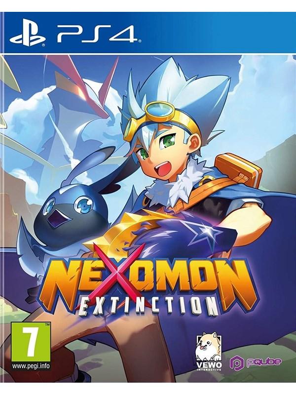 Nexomon: Extinction - Sony PlayStation 4 - RPG - PEGI 7 Produktbild