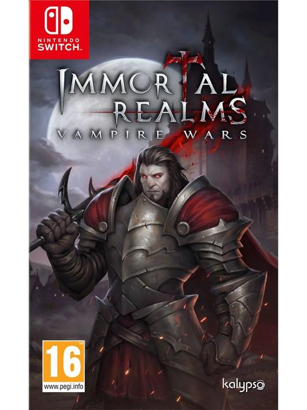Immortal Realms: Vampire Wars - Nintendo Switch - Strategie - PEGI 16 Produktbild