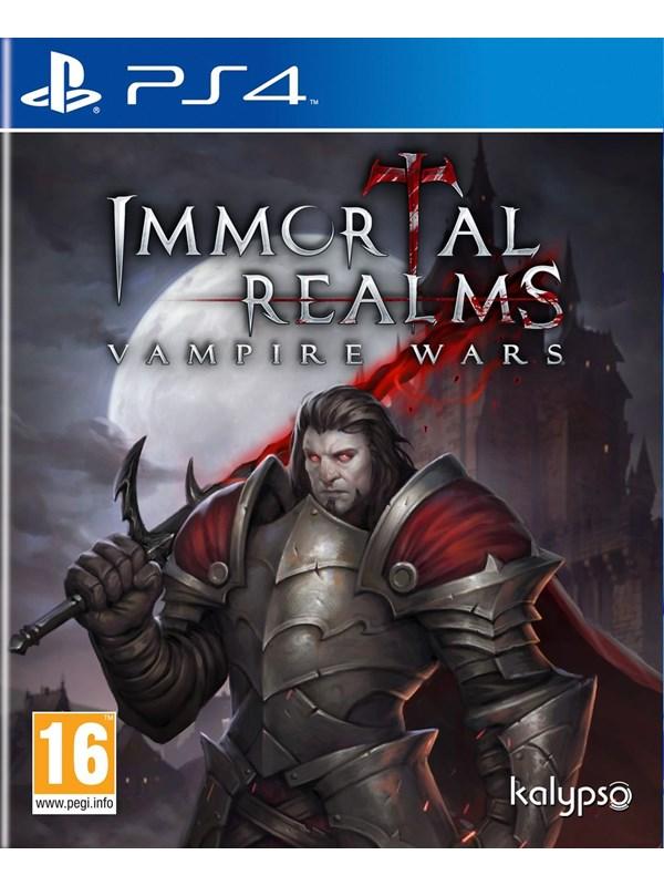 Immortal Realms: Vampire Wars - Sony PlayStation 4 - Strategie - PEGI 16 Produktbild