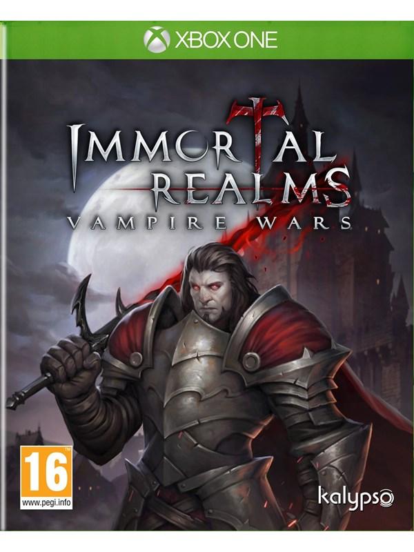 Immortal Realms: Vampire Wars - Microsoft Xbox One - Strategie - PEGI 16 Produktbild