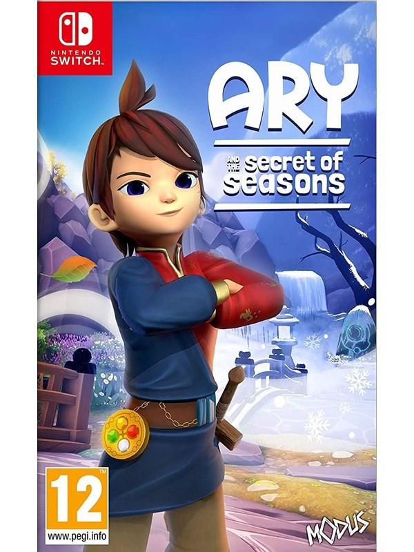 Ary and the Secret of Seasons - Nintendo Switch - Action/Abenteuer - PEGI 12 Produktbild