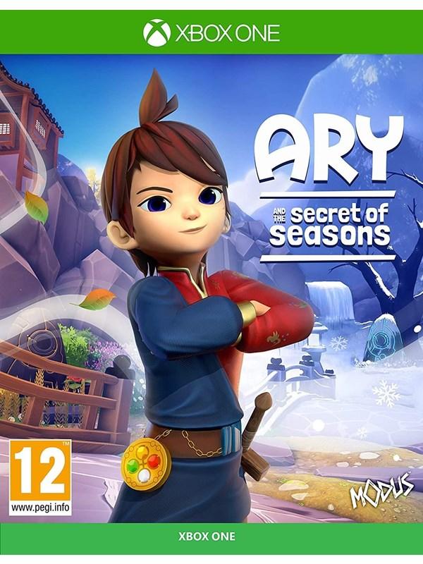 Ary and the Secret of Seasons - Microsoft Xbox One - Action/Abenteuer - PEGI 12 Produktbild