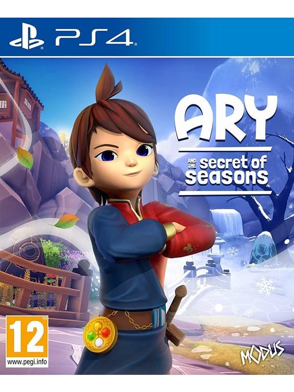 Ary and the Secret of Seasons - Sony PlayStation 4 - Action/Abenteuer - PEGI 12 Produktbild