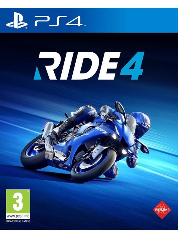 Ride 4 - Sony PlayStation 4 - Rennspiel - PEGI 3 Produktbild