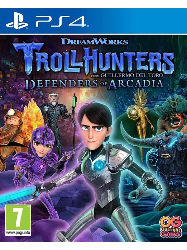 Trollhunters: Defenders of Arcadia - Sony PlayStation 4 - Platformer - PEGI 7 Produktbild