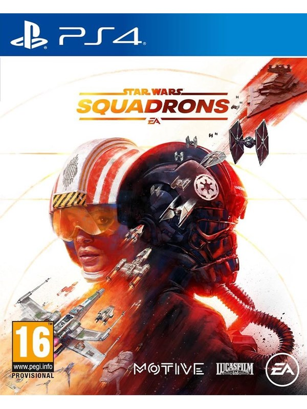 Star Wars: Squadrons (VR) - Sony PlayStation 4 - Simulator - PEGI 12 Produktbild
