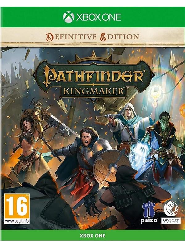 Pathfinder: Kingmaker - Definitive Edition - Microsoft Xbox One - RPG - PEGI 16 Produktbild