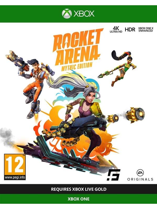 Rocket Arena - Mythic Edition - Microsoft Xbox One - Action - PEGI 12 Produktbild