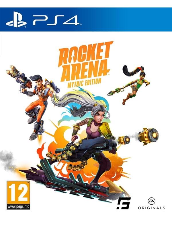 Rocket Arena - Mythic Edition - Sony PlayStation 4 - Action - PEGI 12 Produktbild