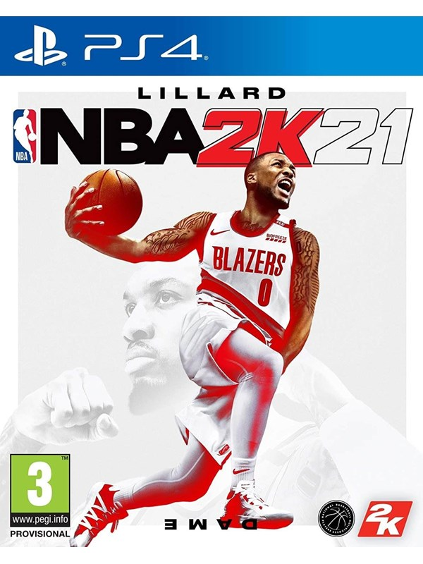 NBA 2K21 - Sony PlayStation 4 - Sport - PEGI 3 Produktbild