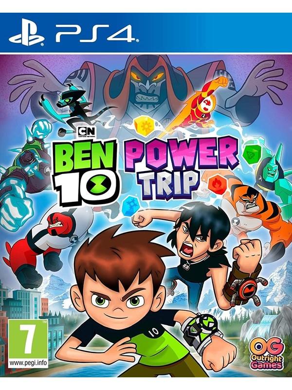Ben 10: Power Trip - Sony PlayStation 4 - Platformer - PEGI 7 Produktbild