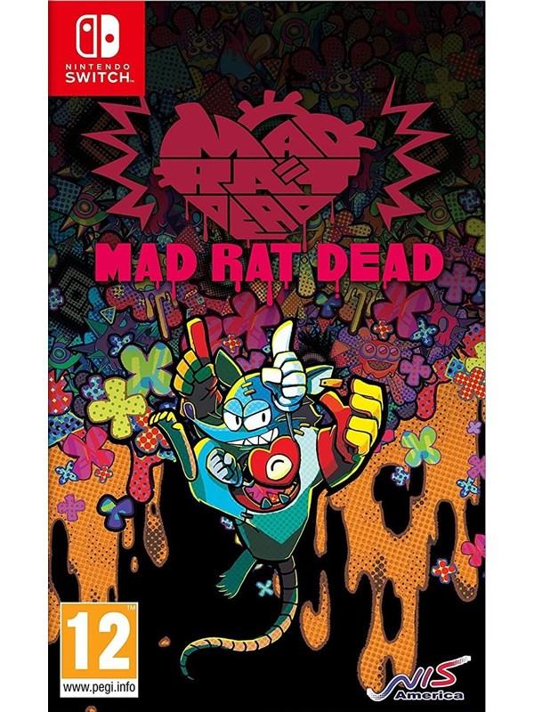 Mad Rat Dead - Nintendo Switch - Platformer - PEGI 12 Produktbild