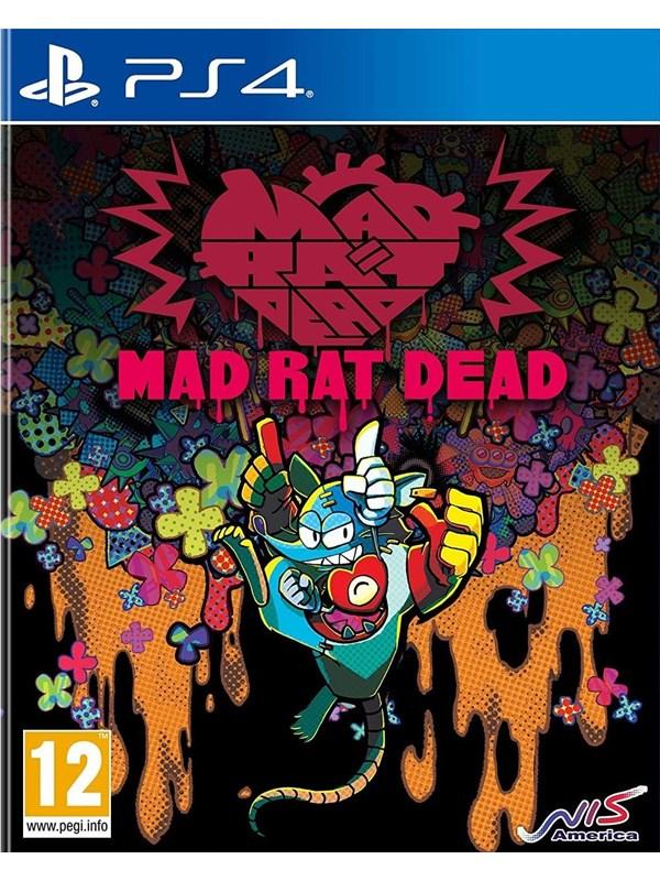 Mad Rat Dead - Sony PlayStation 4 - Platformer - PEGI 12 Produktbild