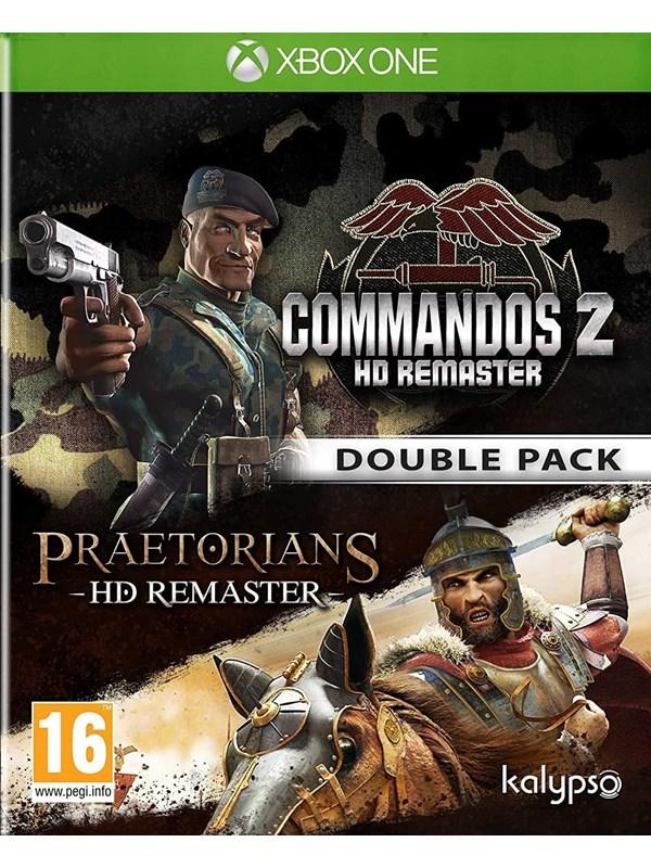 Commandos 2 & Praetorians HD Remaster Double Pack - Microsoft Xbox One - Strategie - PEGI 16 Produktbild
