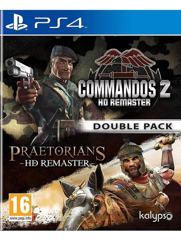 Commandos 2 & Praetorians HD Remaster Double Pack - Sony PlayStation 4 - Strategie - PEGI 16 Produktbild