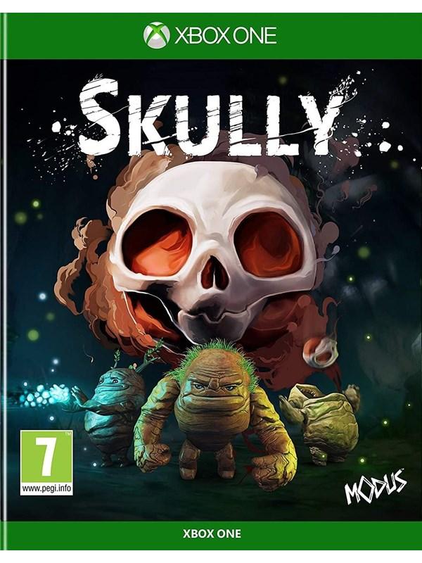 Skully - Microsoft Xbox One - Platformer - PEGI 7 Produktbild