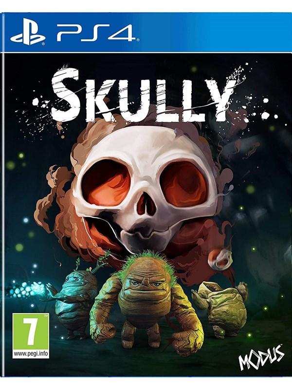 Skully - Sony PlayStation 4 - Platformer - PEGI 7 Produktbild