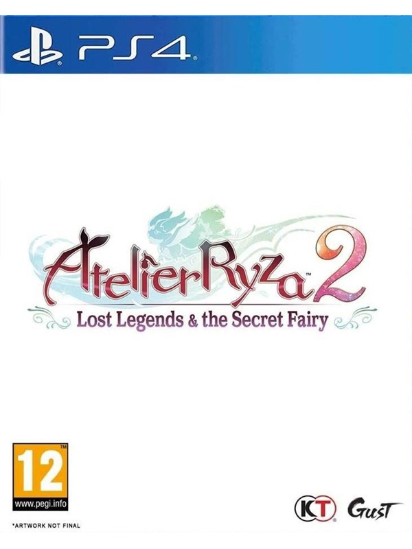 Atelier Ryza 2: Lost Legends & the Secret Fairy - Sony PlayStation 4 - RPG - PEGI 12 Produktbild