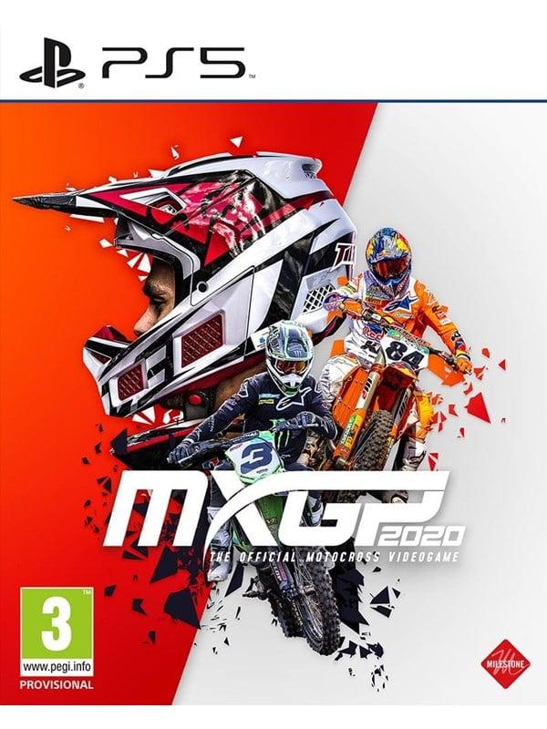 MXGP 2020: The Official Motocross Videogame - Sony PlayStation 5 - Rennspiel - PEGI 3 Produktbild