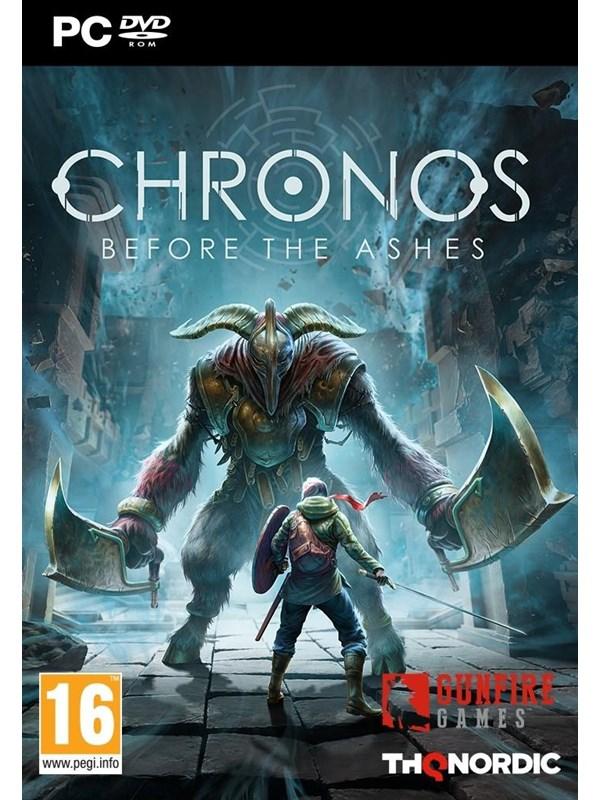 Chronos: Before the Ashes - Windows - Action/Abenteuer - PEGI 16 Produktbild