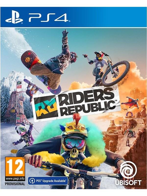 Riders Republic - Sony PlayStation 4 - Sport - PEGI 12 Produktbild