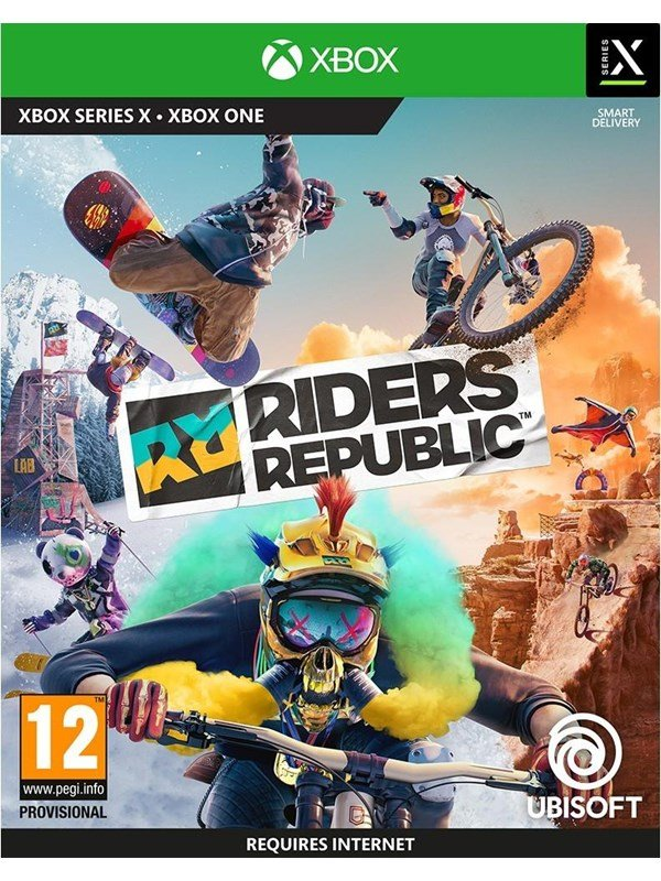 Riders Republic - Microsoft Xbox One - Sport - PEGI 12 Produktbild