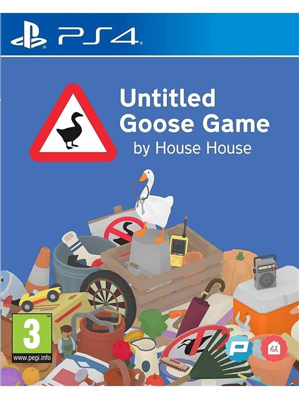 Untitled Goose Game - Sony PlayStation 4 - Simulator - PEGI 3 Produktbild
