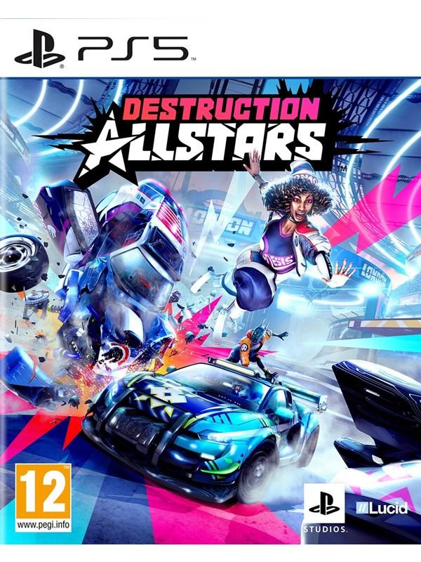 Destruction AllStars - Sony PlayStation 5 - Simulator - PEGI 12 Produktbild
