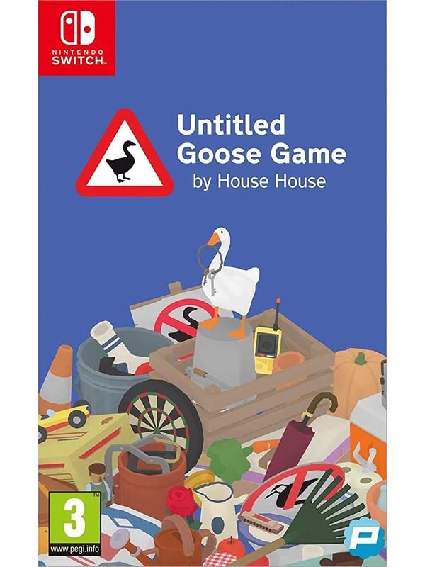 Untitled Goose Game - Nintendo Switch - Simulator - PEGI 3 Produktbild