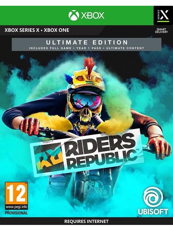 Riders Republic - Ultimate Edition - Microsoft Xbox One - Sport - PEGI 12 Produktbild