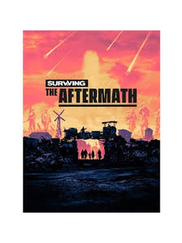 Surviving the Aftermath - Founders Edition - Windows - Strategie - PEGI 7 Produktbild