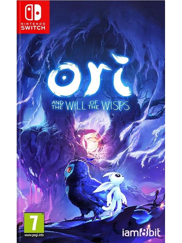Ori and the Will of the Wisps - Nintendo Switch - Platformer - PEGI 7 Produktbild