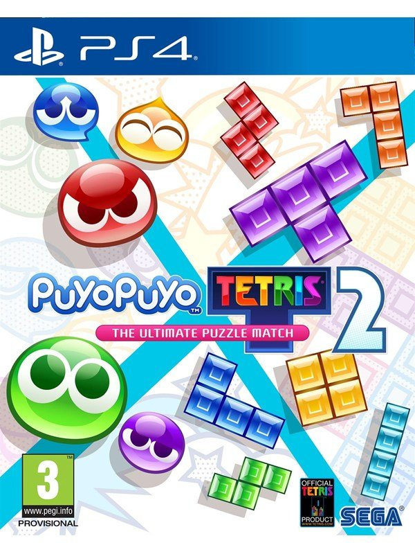 Puyo Puyo Tetris 2 - Sony PlayStation 4 - Puzzle - PEGI 3 Produktbild