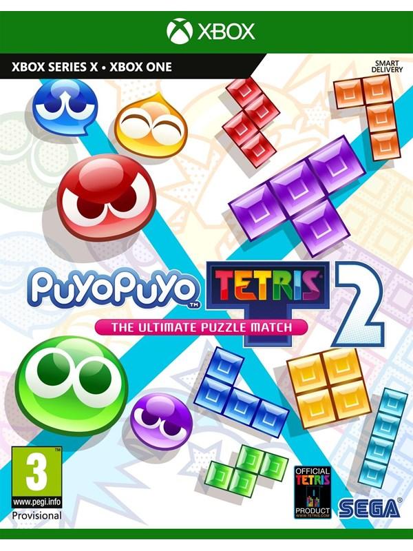 Puyo Puyo Tetris 2 - Microsoft Xbox One - Puzzle - PEGI 7 Produktbild