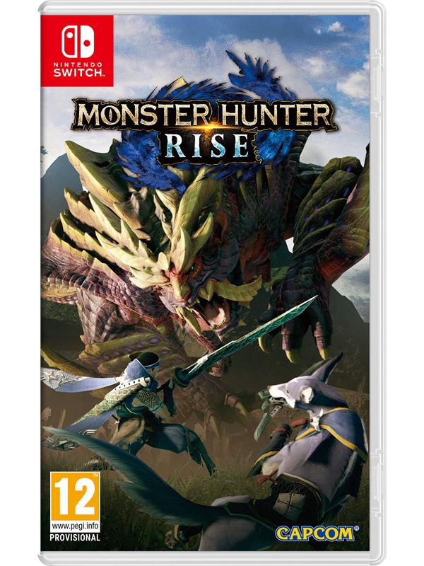 Monster Hunter: Rise - Nintendo Switch - Action - PEGI 12 Produktbild